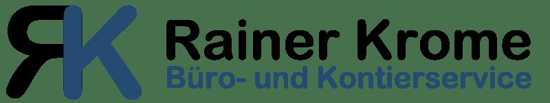 Rainer Krome Büro- und Kontierservice